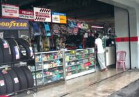 toko spare part mobil